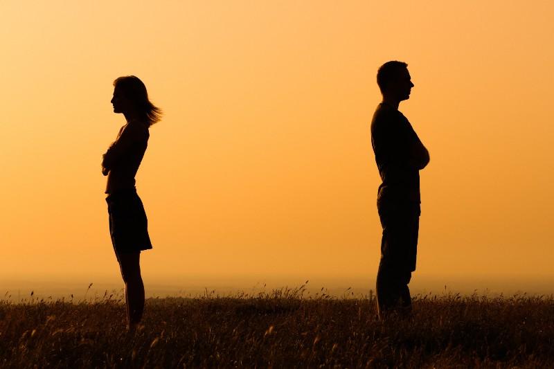 procédure séparation couple non marié